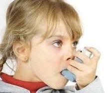 Çocuklarda astım ve tedavisi
