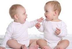 Bebeklerde dil gelişimi