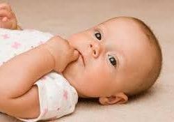 Bebekte şişmiş er bezi torbası