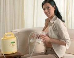 Anne sütünün sağılmasında değişik yöntemler