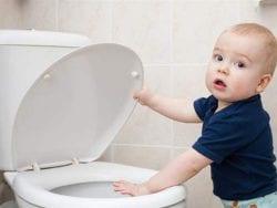 Bebeklerde idrar ve dişkı sıklığı