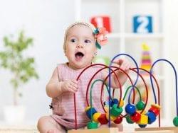 Bebeklerde ve çocuklarda oyuncak seçimi