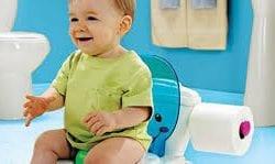 Bebeklerde Tuvalet Alışkanlığı