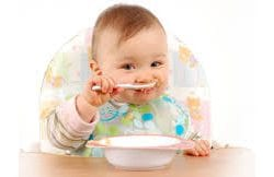 Bebeklerde kötü ve yanlış beslenme