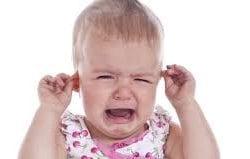 Bebeklerde kulak iltihabı