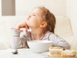 Bebeklerde beslenme bozuklukları