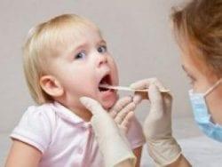 Çocuklarda Faranjit Hastalığı