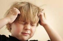 Çocukta baş ağrısı