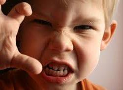 Çocuklarda Öfke Nöbetleri