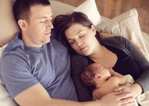 yeni anne babalarin iliski ve cinsel hayatlari