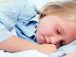 Çocuk Neden Zor Uyur?