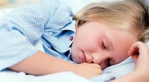cocuk neden zor uyur
