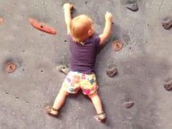 Tırmanma: Çocuğun Güç Gösterisi